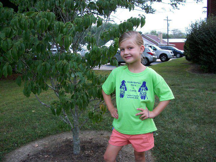 For All Kindergartners in Casey County Schools