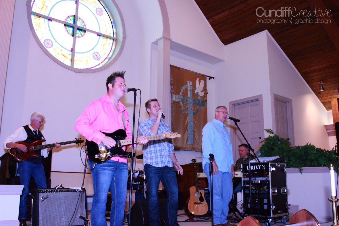 Driven at Liberty First Christian Church