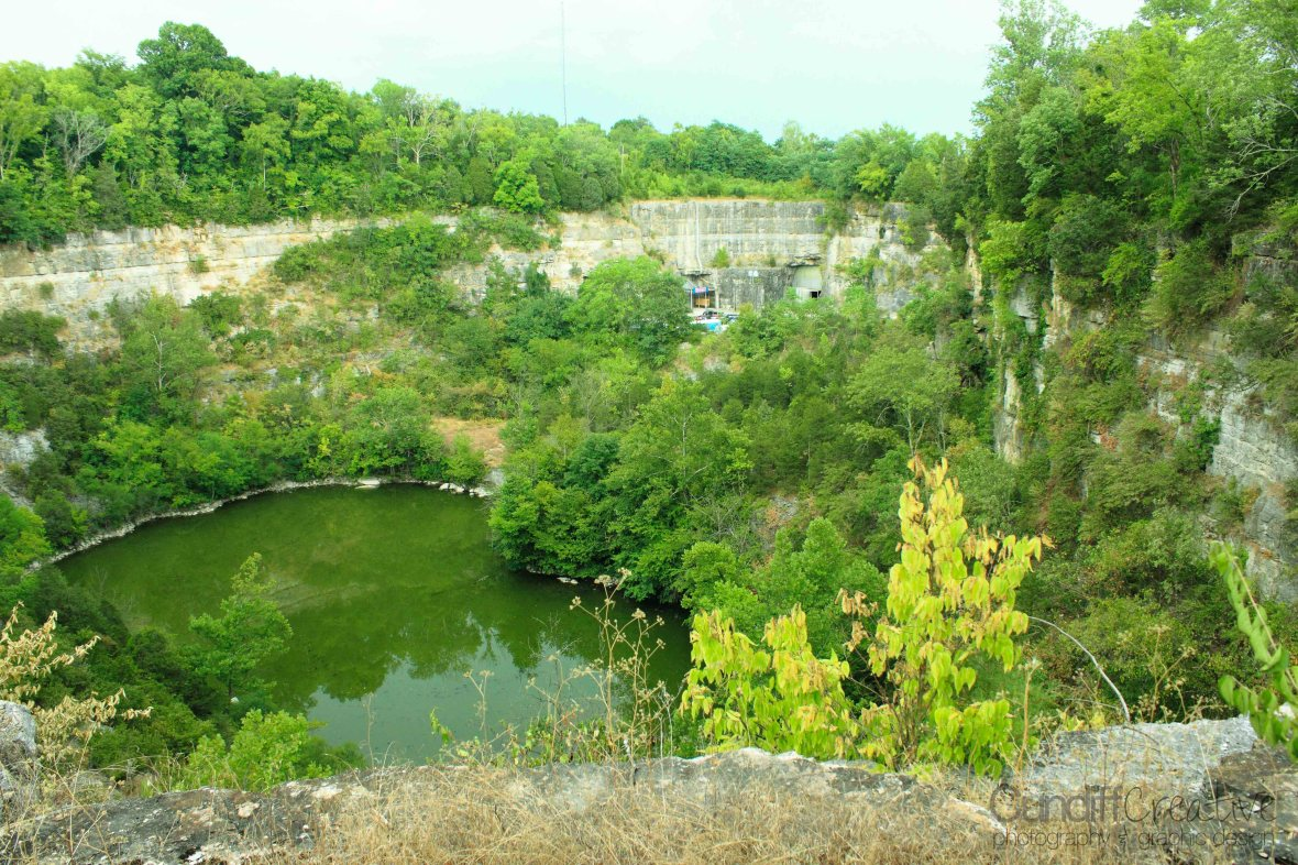 Highbridge Limestone Quarry