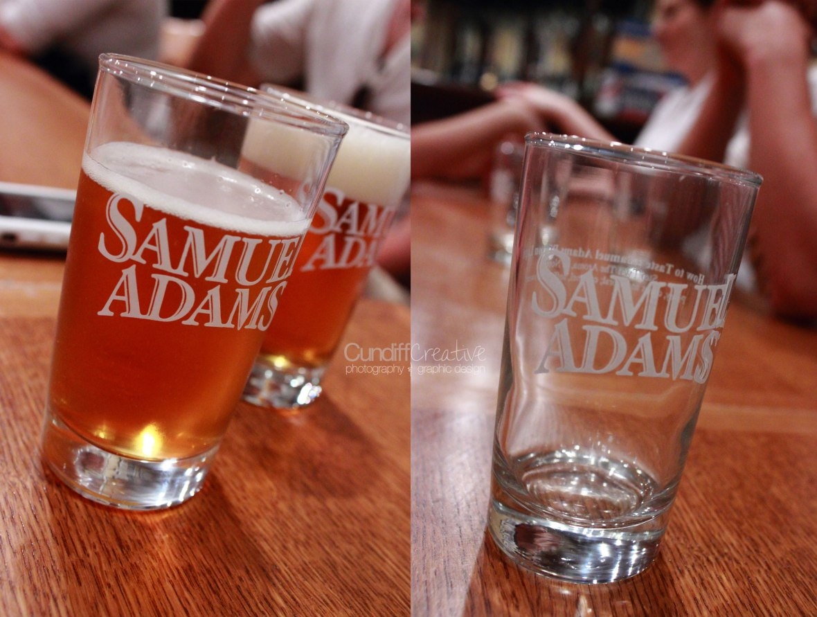 Samuel Adams Brewery Boston
