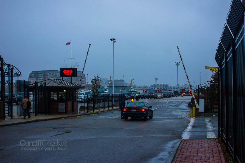 United States Coast Guard Base