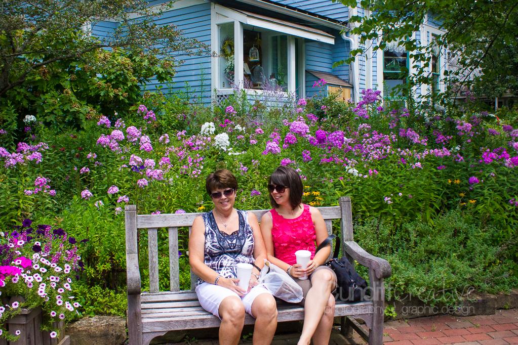 Alonna Bailey & Sarah Duckworth