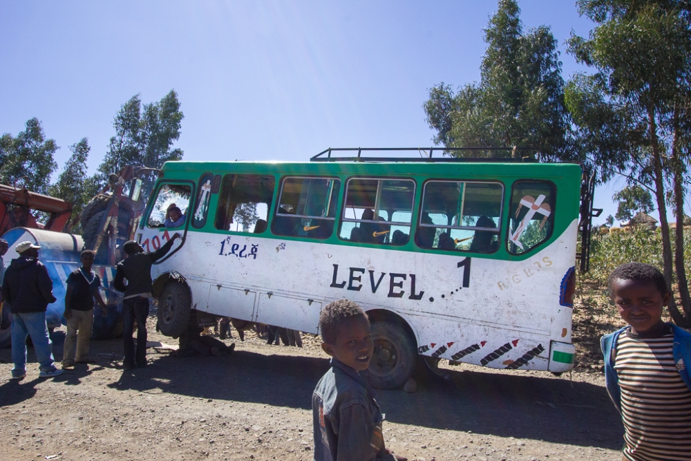 Bus 701- Debre Berhan to Deneba (6/6)