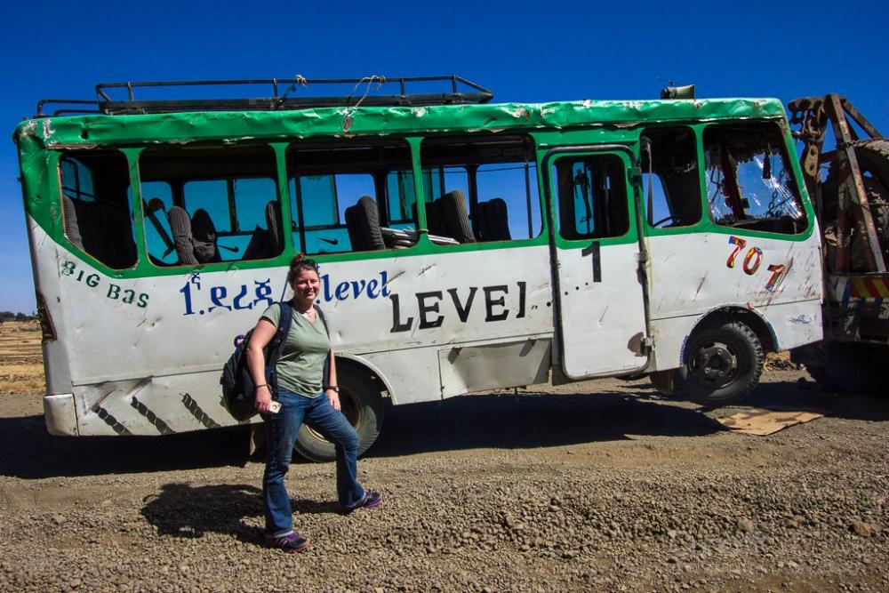 Bus 701- Debre Berhan to Deneba (5/6)
