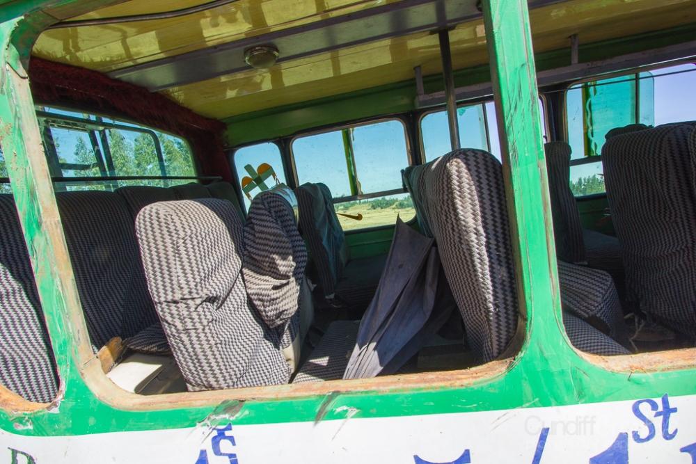 Bus 701- Debre Berhan to Deneba (4/6)