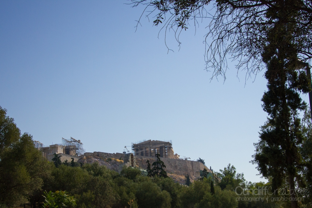 Athens and Mykonos Greece (2/6)