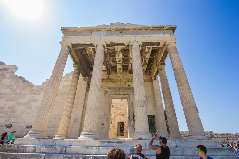Athens and Mykonos Greece (4/6)