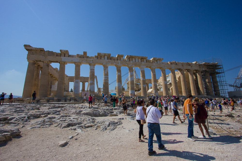 Athens and Mykonos Greece (5/6)