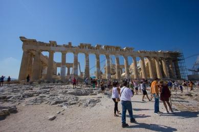 Parthenon, Athenian Acropolis, Greece