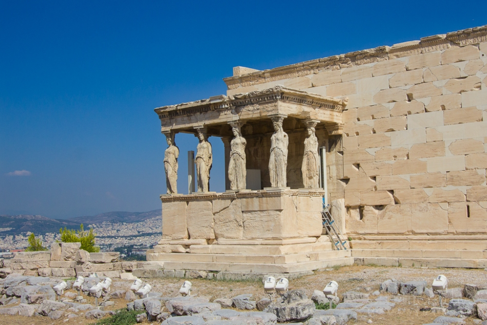 Athens and Mykonos Greece (6/6)