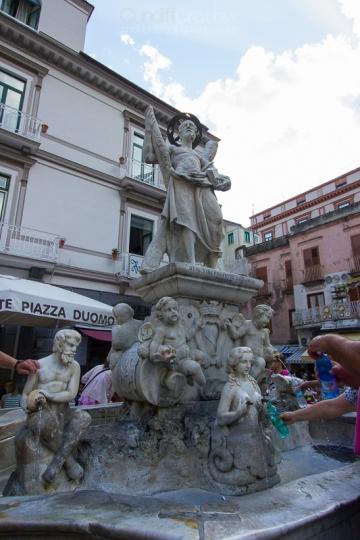Saint Andrew's Fountain
