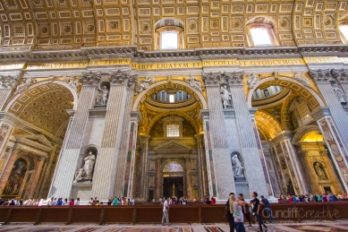 St. Peter's Basilica8